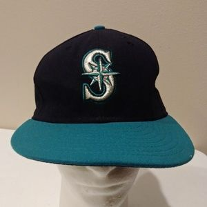 New Era 59Fifty MLB Seattle Mariners Fitted Cap